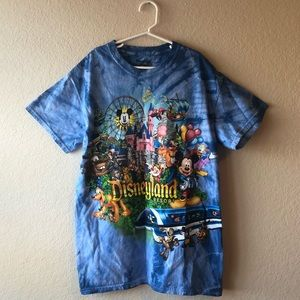 Tie Dye Disneyland Disney T-Shirt